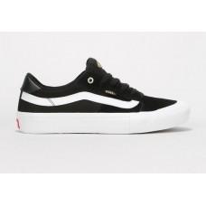 Zapatillas Vans Style 112 Pro Negras Blancas