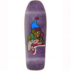 Tabla Skate New Deal Sargent Monkey Bomber 9.6''
