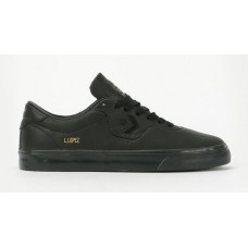 Zapatillas Converse Cons Louie Lopez Pro OX Leather Negras