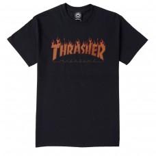 Camiseta Manga Corta Thrasher Flame Halftone