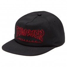 Gorra Thrasher China Banks Negra