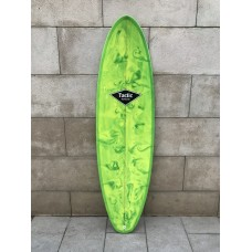 Tabla Surf Evolutiva Epoxy Tactic 6'8 Verde