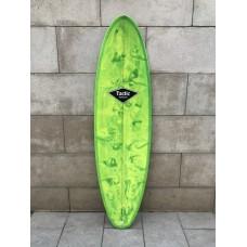 Tabla Surf Evolutiva Epoxy Tactic 6'8 Verde