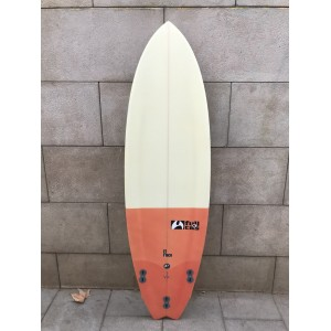 Tabla Surf Full & Cas F-El Flaco 6'2