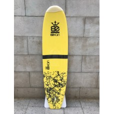 Tabla Surf Evolutiva Bekain 7'0 Amarilla