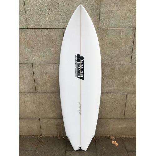 Tabla Surf Al Merrick Twin Fin 5'10