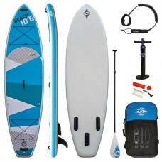 Tabla Paddle Surf Hinchable Bic Sport Beach 10'6