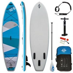 Tabla Paddle Surf Hinchable Bic Sport Beach 10'6