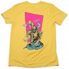 Camiseta Welcome Twenty Eyes Amarilla