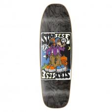 Tabla Skate New Deal Siamese Double Kick 9.6''