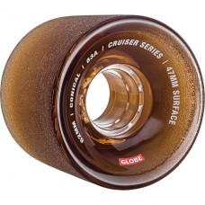 Ruedas Longboard Globe Conical Cruiser 62mm 83A 47mm Surface CLRCOF
