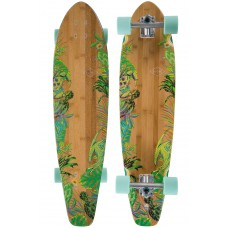 Longboard Completo Globe The All Time Bamboo 38''