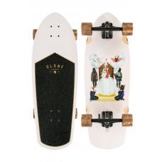 Mini Longboard Completo Globe Stubby 30''