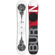 Tabla de snowboard Burton Process Off  157