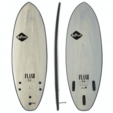 Tabla Surf Softech Eric Geiselman Flash 6'0 Marrón Negra