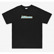 Camiseta Manga Corta Alltimers Broadway Negra