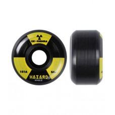 Ruedas Skate Hazard Radioactive CS Black 101A 54MM