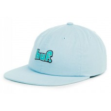 Gorra HUF 1993 6 Panel Hat Azul
