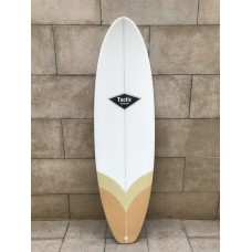 Tabla Surf Tactic Evolutiva 6'6 Marrones