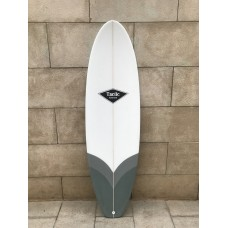 Tabla Surf Tactic Evolutiva 6'6 Grises