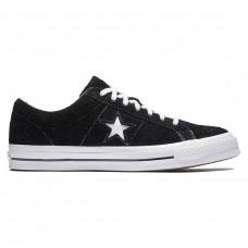 Zapatillas Converse One Star Pro OX Negras Blancas