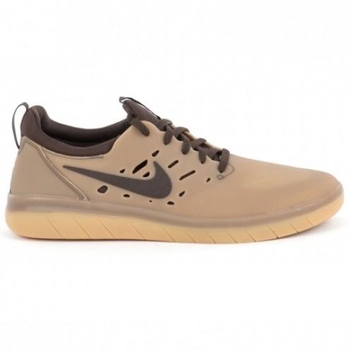 Zapatillas Nike SB Nyjah Huston Free Beige