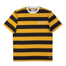Camiseta Manga Corta Welcome Stripe