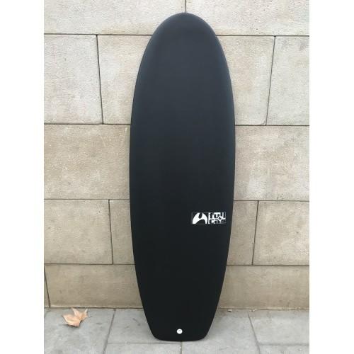 Tabla Surf Full & Cas I-OTR 5'4 Negra