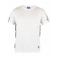 Camiseta Manga Corta Champion 212807 Blanca