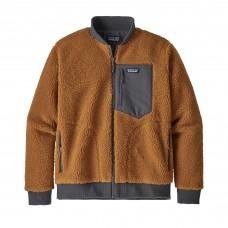 Chaqueta Patagonia Retro-X Fleece Bomber Wren Gold