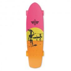 Mini Longboard Completo Dusters Endless Summer 25""
