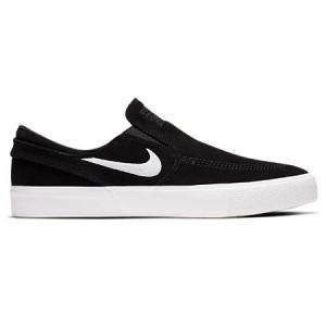 Zapatillas Nike SB Zoom Stefan Janoski Slip RM Negras