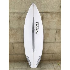 Tabla de Surf Tactic Epoxy Carbono Diamond 5'10