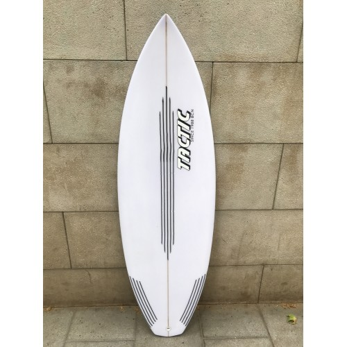Tabla Surf Tactic Epoxy Carbono Diamond 5'8