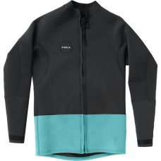 Lycra Vissla Front Zip Jacket-Pha 2mm