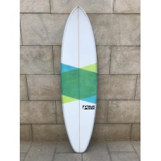 Tabla Surf Full & Cas Evo 6'8