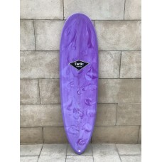 Tabla Surf Epoxy Tactic 6'8 Pin Lila