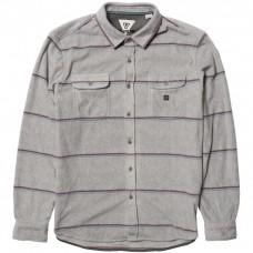 Camisa Manga Larga Vissla Eco-Zy Gris