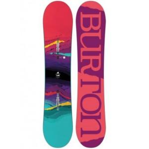 Tabla Snowboard Burton Feelgood V 144