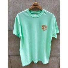 Camiseta Tactic Triangle Verde Claro