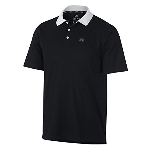 Polo Nike SB Dri-Fit Short-Sleeve Negro