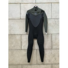 Traje Neopreno Rip Curl Flash Bomb 4'3 Chest Zip Verde 2019