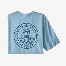 Camiseta Manga Corta Patagonia Peak Protector
