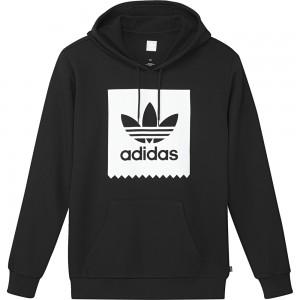 Sudadera Adidas Solid BB Negra