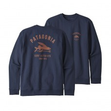 Sudadera Patagonia Gravel Heather Azul