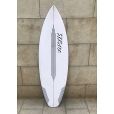 Tabla Surf Tactic Epoxy Carbono 5'10