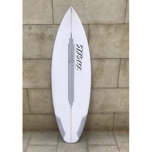 Tabla Surf Tactic Epoxy Carbono 5'8