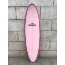 Tabla Surf Evolutiva Haleiwa 7'0 Roja