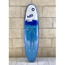 Tabla Surf Evolutiva Manual Pro Soft 7'0 Azul