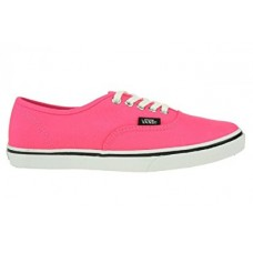 Zapatillas Vans Authentic Lo Pro Rosas